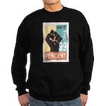 Occupy Poster Sweatshirt (dark)