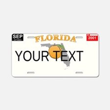 Florida Customizable Plate