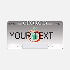 Georgia Customizable Plate