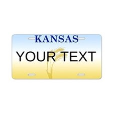 Kansas Customizable Plate
