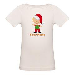 Personalized Christmas Boy Tee