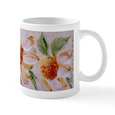 """Cone Flower Row"" Mug"