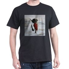 Christmas Mastiff Puppy T-Shirt