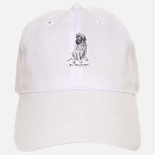 Mastiff You Talkin To Me? Baseball Baseball Cap