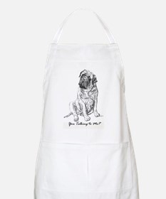 Mastiff You Talkin To Me? Apron