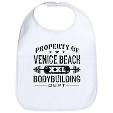 Property Of Venice Beach Bodybuilding Bib