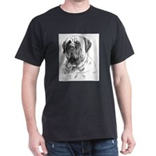 Mastiff Head T-Shirt