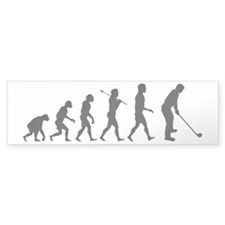 Golf Evolution Car Sticker
