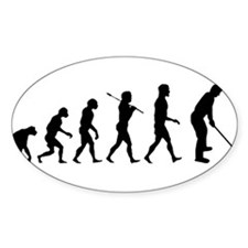 Golf Evolution Decal