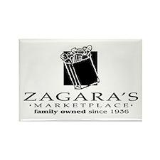 Zagara's Rectangle Magnet