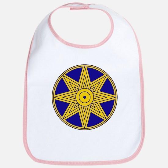 Ishtar Star Icon Bib