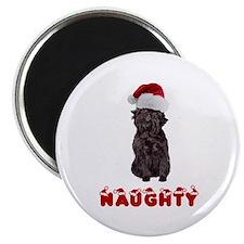 Naughty Affenpinscher Magnet