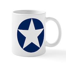 US Army Air Corps Roundel Mug