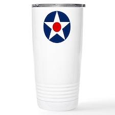 US Army Air Corps Roundel (1926) Travel Mug