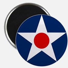 US Army Air Corps Roundel (1926) Magnet
