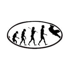 Viva La Evolucion De Futbol Patches