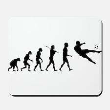 Viva La Evolucion De Futbol Mousepad
