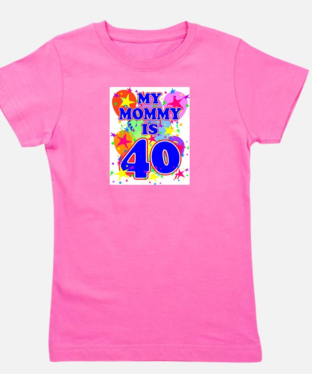 MOMMY BIRTHDAY T-Shirt