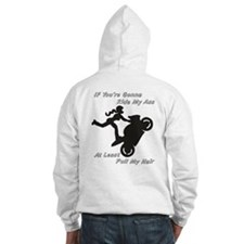 Ride My Ass Hoodie