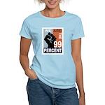 Occupy Poster Women's Light T-Shirt