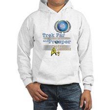 Trek Far and Prosper Hoodie