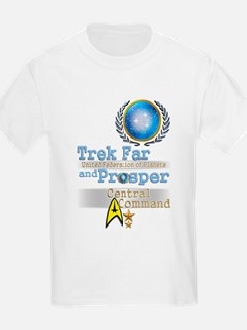Trek Far and Prosper T-Shirt