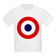 French Air Force Roundel T-Shirt
