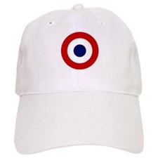 French Air Force Roundel Baseball Cap