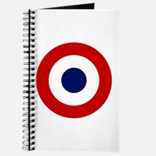 French Air Force Roundel Journal