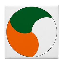 Irish Air Corps Roundel Tile Coaster