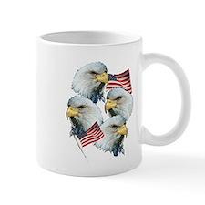 Eagles and Flags Mug