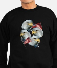 Eagles and Flags Sweatshirt