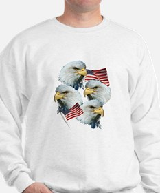 Eagles and Flags Jumper