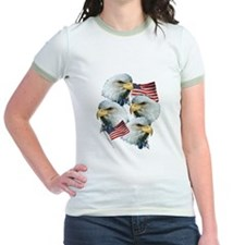 Eagles and Flags T