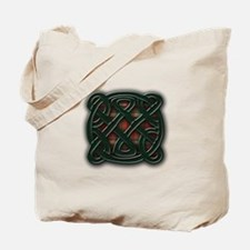 Cute Knotwork Tote Bag