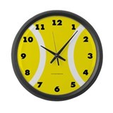 Tennis clock Wall Clocks