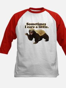 Honey Badger Sometimes I Care Tee