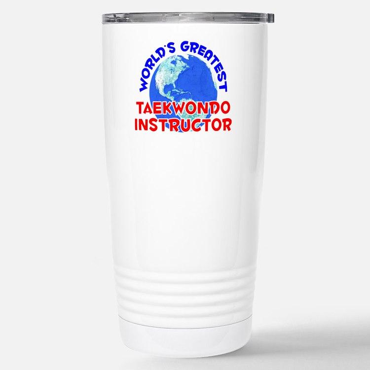 World's Greatest Taekw.. (E) Mugs