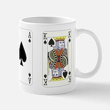 Unique Spades Mug