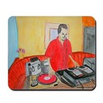 El DJ Booth Mousepad