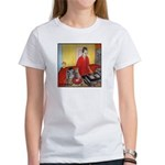 El DJ Booth Women's T-Shirt