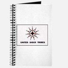 United Sioux Tribes Flag Journal