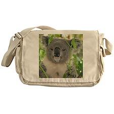 Helaine's Koala Bear Messenger Bag
