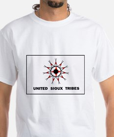 United Sioux Tribes Flag (Front) Shirt