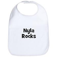 Nyla Rocks Bib