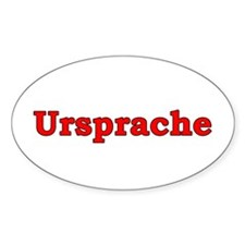 Ursprache Decal