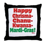 Happy HCCKMG! Throw Pillow