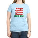 Happy HCCKMG! Women's Light T-Shirt