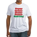 Happy HCCKMG! Fitted T-Shirt