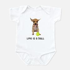 Chihuahua Life Infant Bodysuit